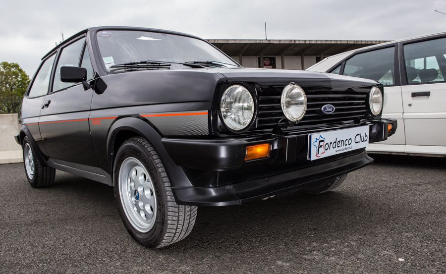 Tutoriel : photographier une course automobile fiesta xr2