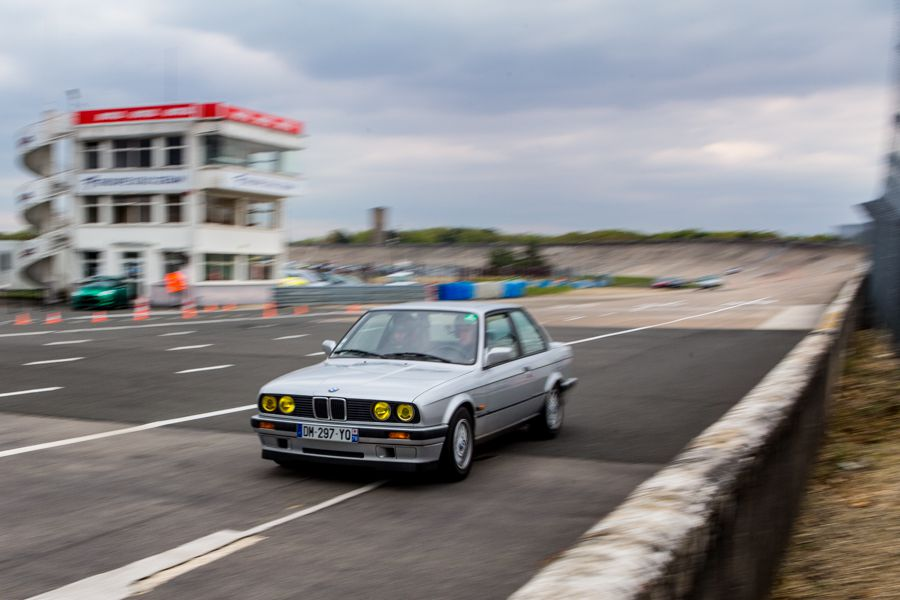 Tutoriel : photographier une course automobile bmw e30