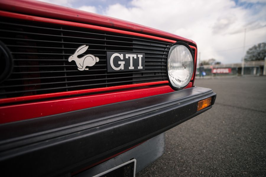 Tutoriel : photographier une course automobile golf GTi
