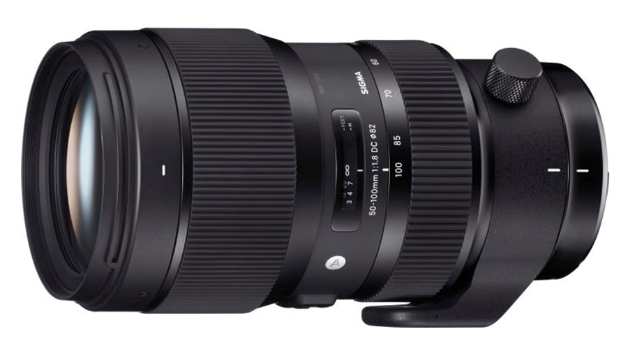 Sigma 50-100 mm f/1,8 DC HSM Art