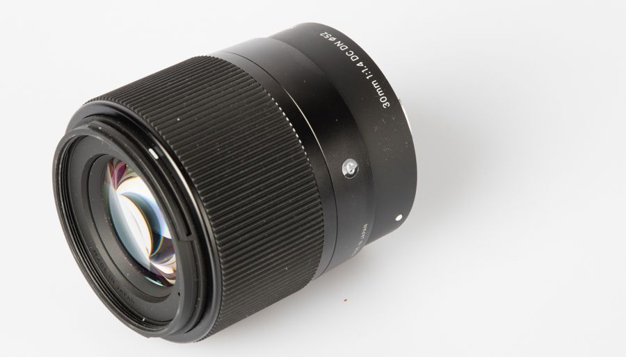 Sigma 30 mm f/1,4 DC DN Contemporary