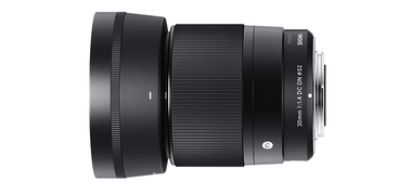 30 mm f/1,4 DC DN Contemporary
