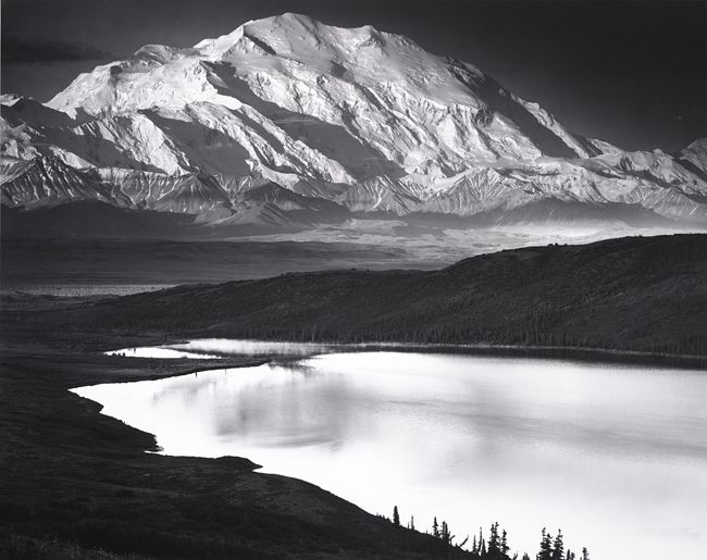 Photo Ansel Adams
