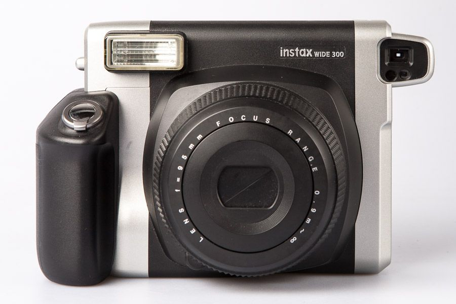 Fujifilm Instax Wide 300 test review vue de face
