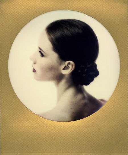 Impossible Project format rond