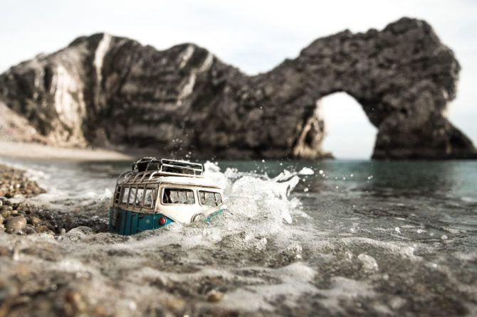 Kim Leuenberger, Traveling Cars Adventures