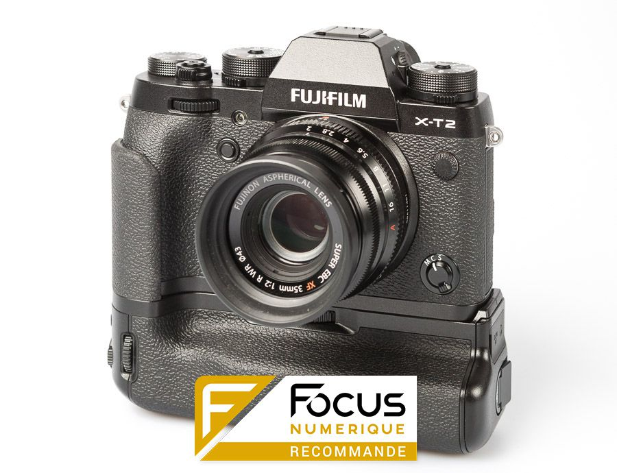Fujifilm X-T2 test review