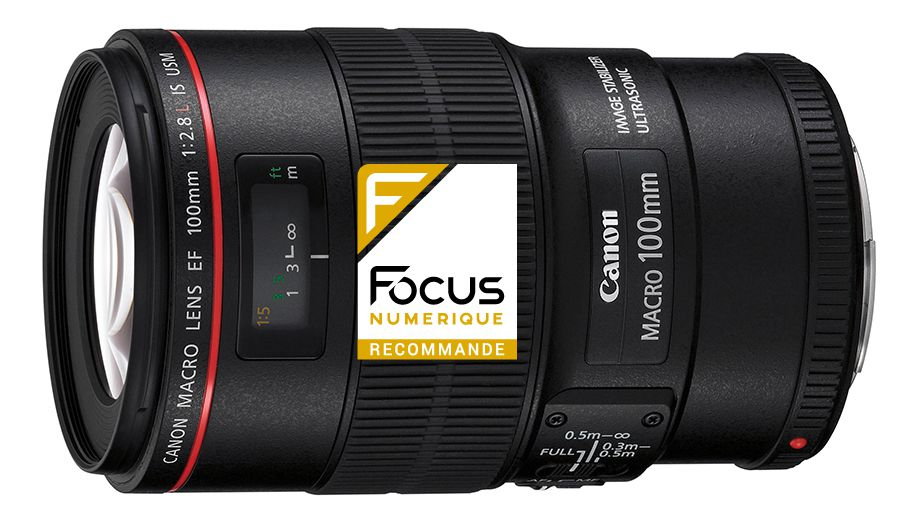 Canon EF 100 mm f/2,8 L IS USM