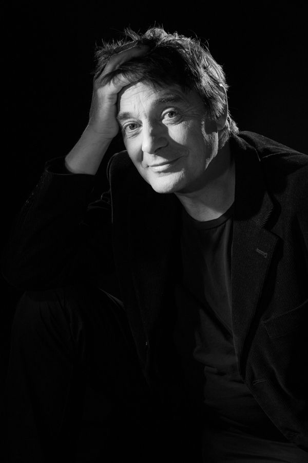 Studio Harcourt, portrait de Jerôme Mesnager, photo Michel Blondeau