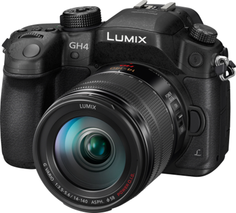 Panasonic GH4 test review