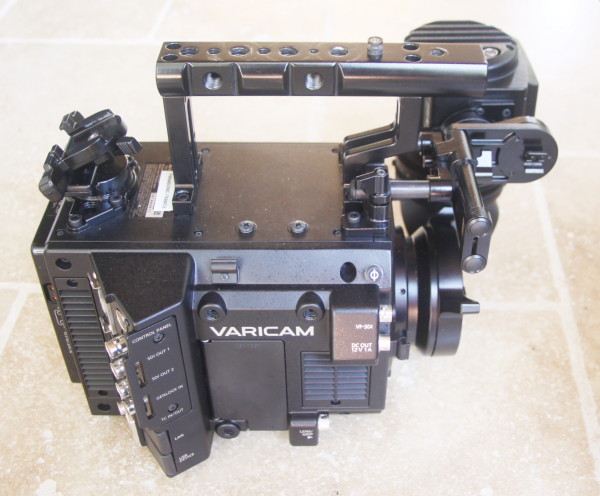 Test Panasonic Varicam LT review caméra