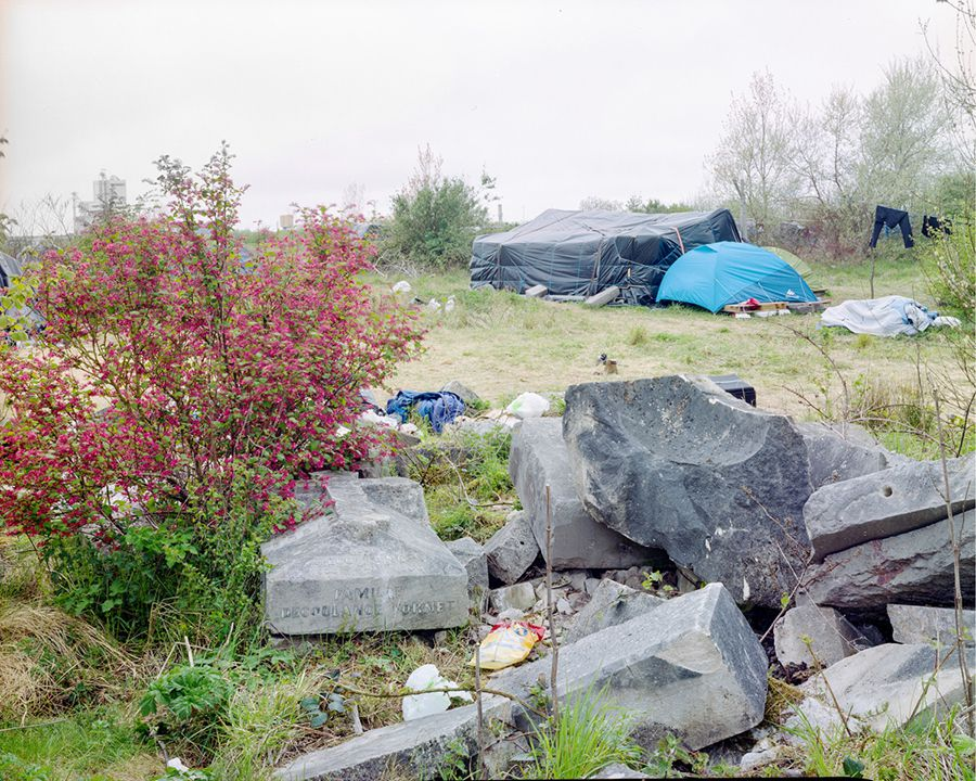 Guillaume Moreau, William Gaye, LeavingTheJungle, Calais