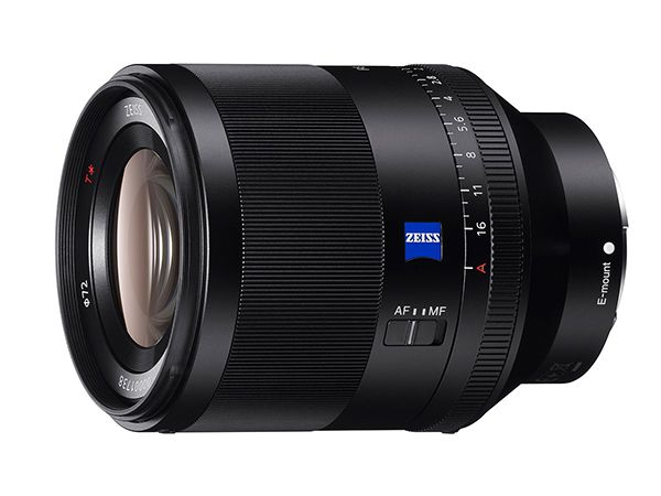 Sony Zeiss Planar T* FE 50 mm f/1,4 ZA