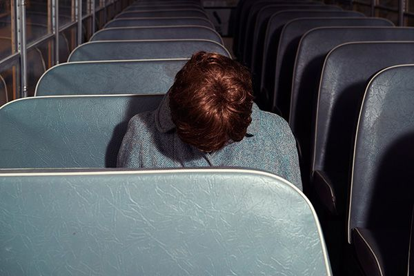 Photo Kourtney Roy, Série Northern Noir