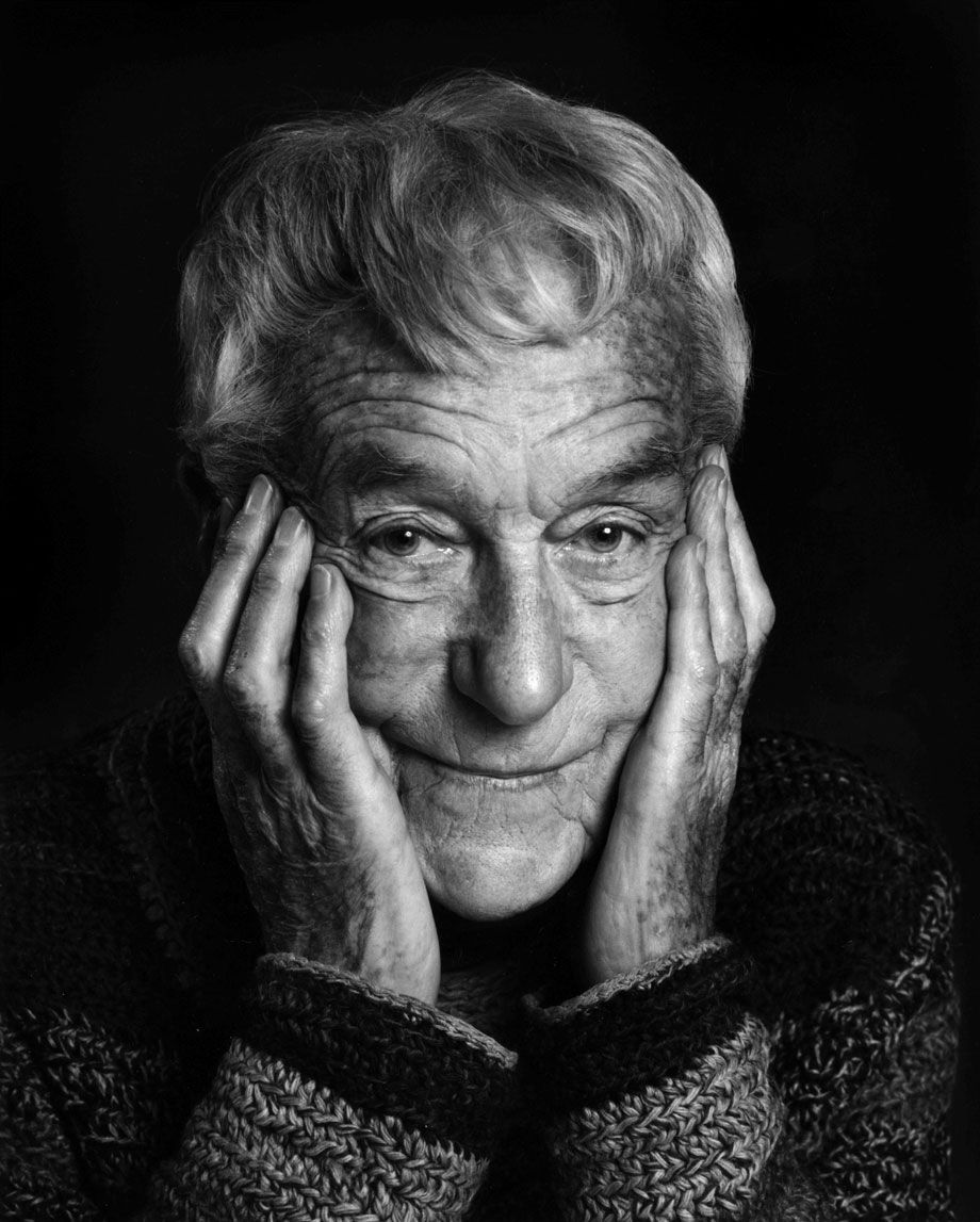 Portrait de Jacques Henri Lartigue par Yousuf Karsh