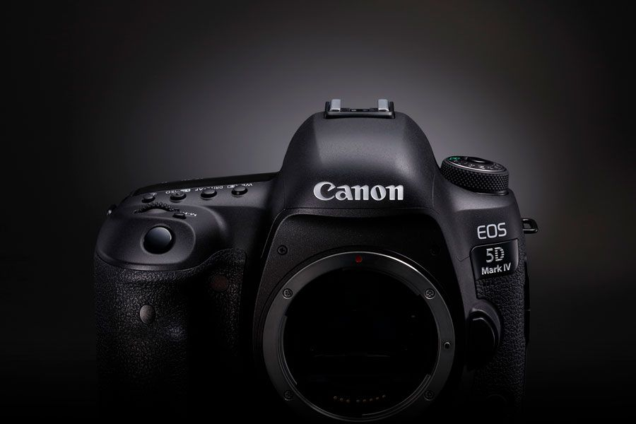 reflex Canon 5D Mark IV test review