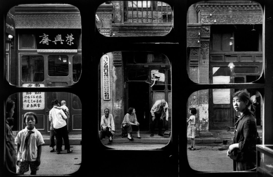 Photo Marc Riboud