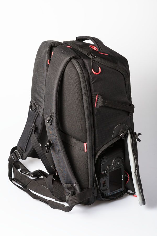 Test sac photo Manfrotto Pro Light RedBee-210 PL