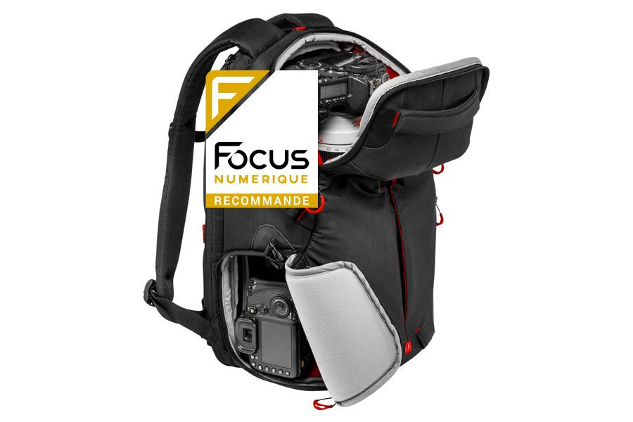 Test sac photo Manfrotto Pro Light RedBee-210 PL recommandé par Focus Numérique