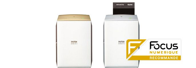 Fujifilm Instax Share SP-2 test review recommandé