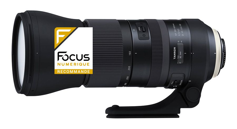 Tamron SP 150-600 mm f/5-6,3 Di VC USD G2 : verdict