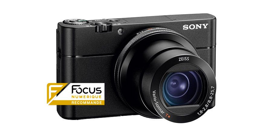 test Sony RX100 V review recommandé