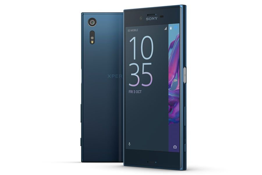 Test Sony Xperia XZ