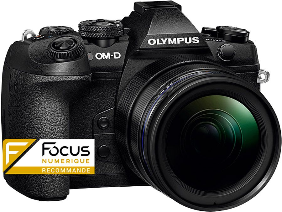 Olympus OM-D E-M1 II test review