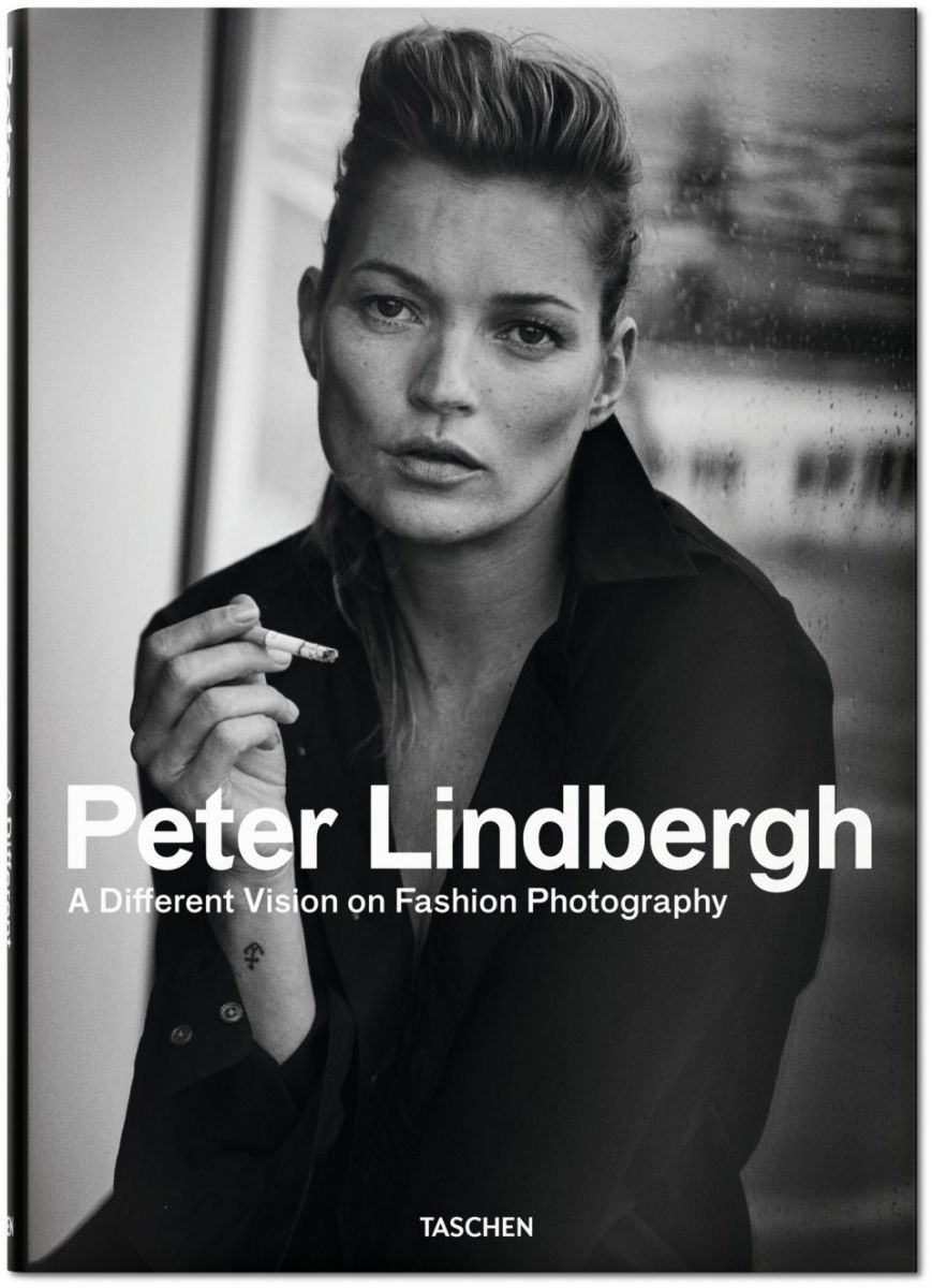 Sélection des livres photo de Noël 2016, Peter Lindbergh. A Different Vision on Fashion Photography, Taschen, couverture