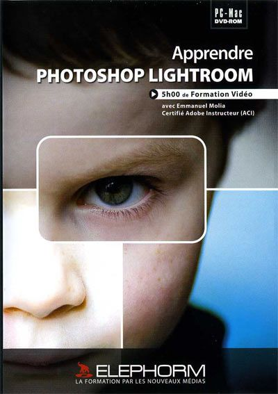 Elephorm : apprendre photoshop lightroom