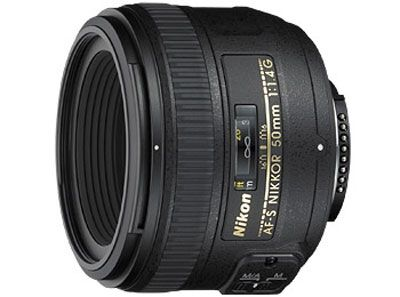Nikkor 50 mm f/1,4G test review