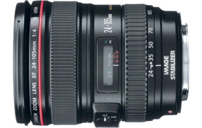EF 24-105 mm f/4 L IS USM