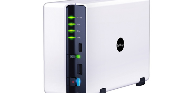 NAS Synology DS207+ : test express