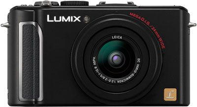 Panasonic LX3 test review