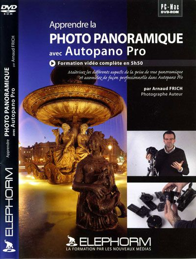 Elephorm : apprendre photo panoramique