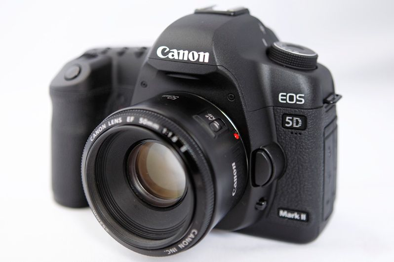 Canon EOS 5D Mark II test