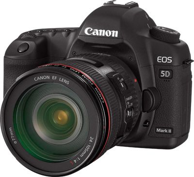 Test Canon EOS 5D Mark II