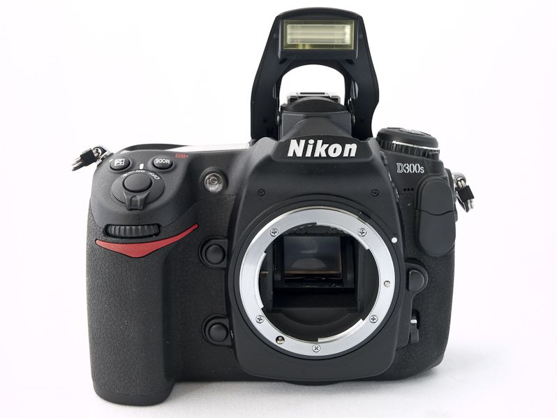 Nikon D300s test review face