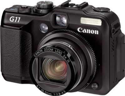 Canon PowerShot G11 test review preserie