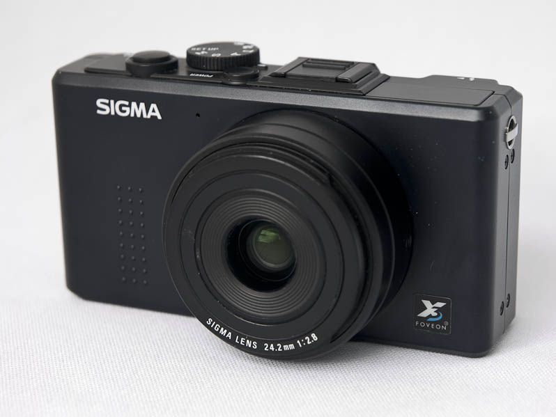 Sigma DP2 test review