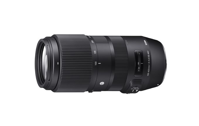 Sigma 100-400mm f/5-6.3 DG OS HSM Contemporary