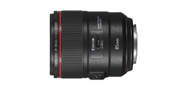 EF 85mm f1.4L MACRO Side Without Cap