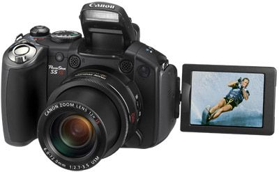 Canon PowerShot S5I IS
