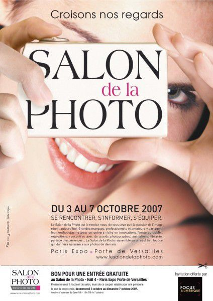 invitation gratuite salon de la photo