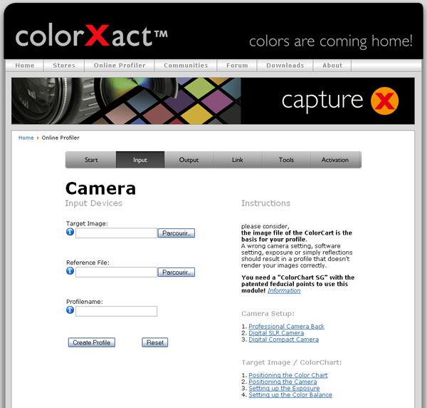 ColorXact - HP