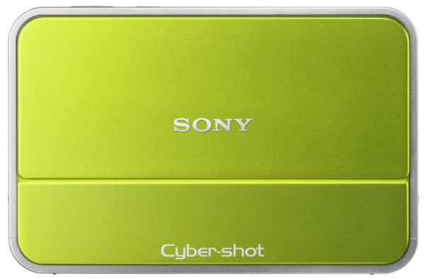 Sony Cyber-shot DSC-T2 face