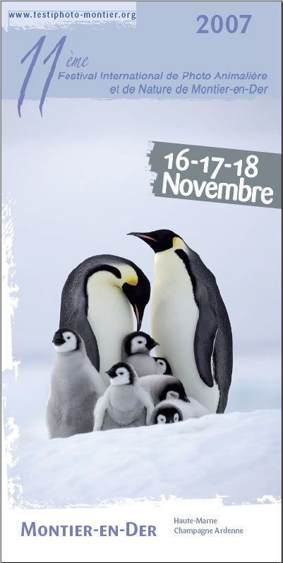 festival de la photo animalière et de nature montier en der