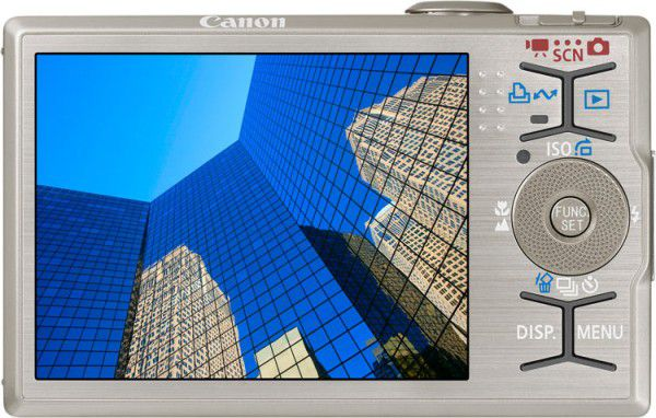 Canon Ixus 90 IS dos