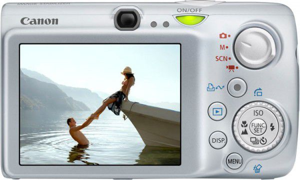 Canon Ixus 970 Is dos