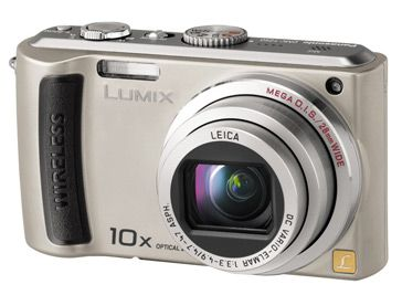 Panasonic Lumix TZ50 WiFi